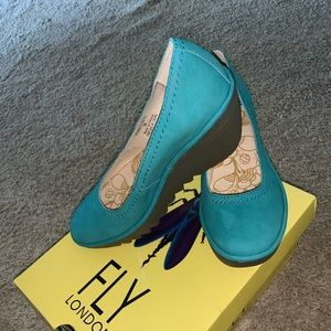 New Fly London Shoes size 8